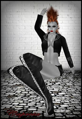 Moda mia For Cosmopolitan Sale Room by ♥Caprycia♥