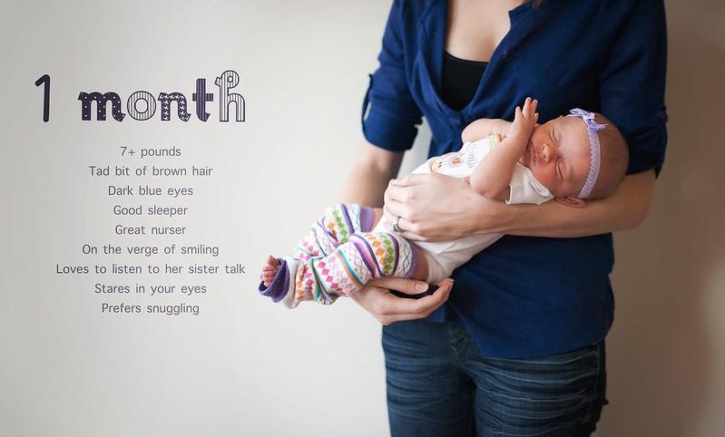 Harper 1 Month