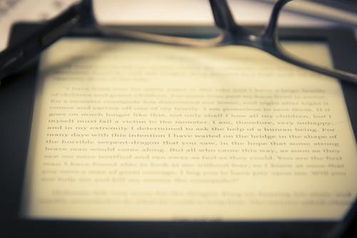 Kobo Aura HD ebook reader #3
