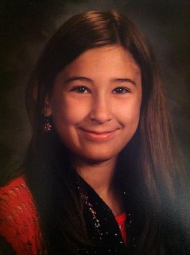 Ellie 5th grade