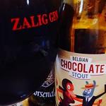 ベルギービール大好き!! ベルギー・チョコレート・スタウト Belgian Chocolate Stout