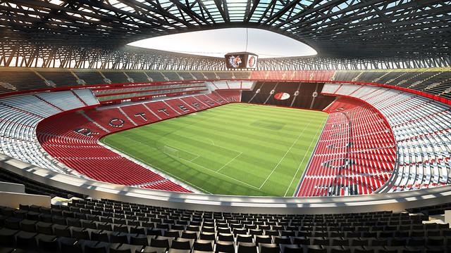 Feyenoord Stadion MVSA VolkerWessels 1