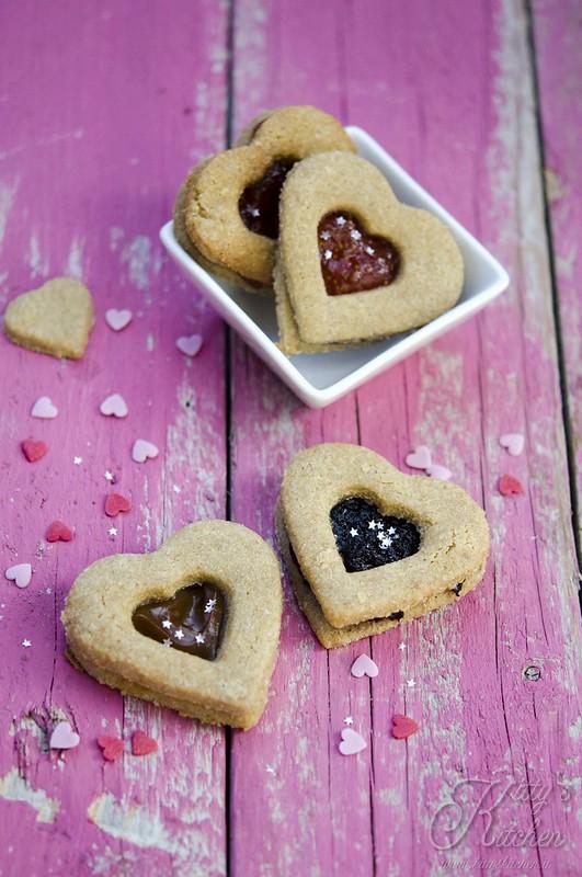 biscotti al farro di san valentino_ (4)