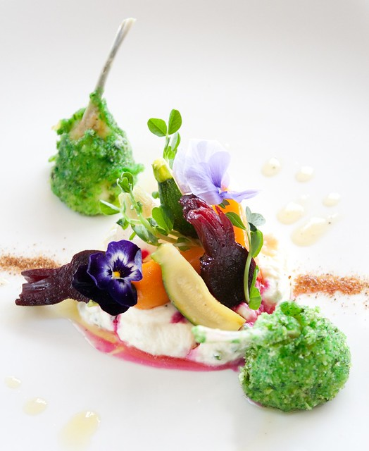 Gustatory Artistry by Chef Richard Toix