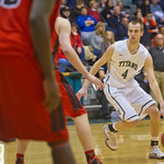 2014-02-70 -- Men's basketball vs. Carthage.