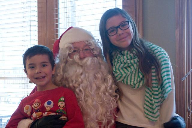 Santa Housecall