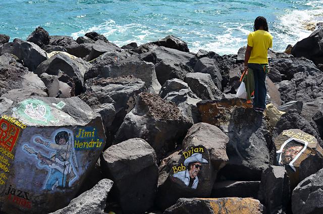 Jimi Hendrix, 100 Faces, Auditorio de Tenerife, Santa Cruz, Tenerife