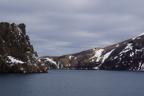 374 Deception Island - Neptunes bellow