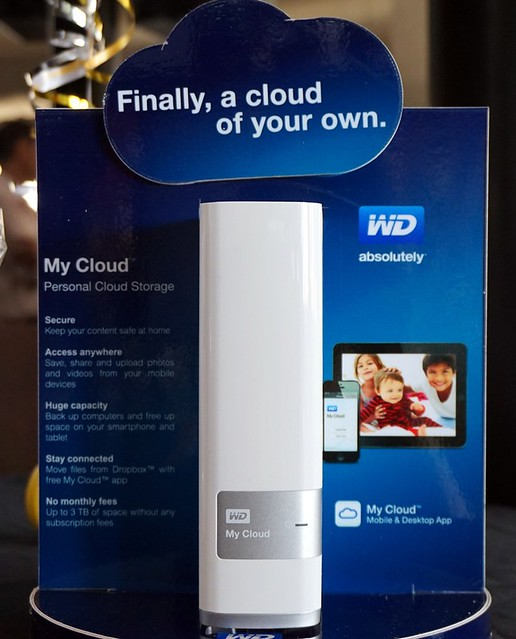 western digital my cloud storage - WD MY Cloud