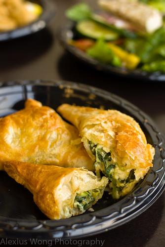 Spanakopita/Spinach Feta Pie