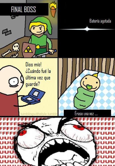 FUUU Zelda