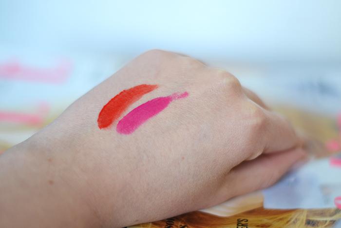 Bourjois Rouge Edition Velvet Lipstick Swatch