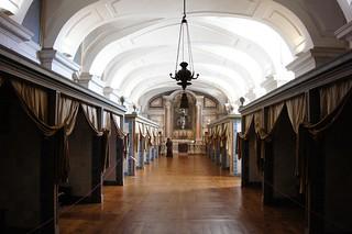 Palácio-convento de Mafra, Portugal