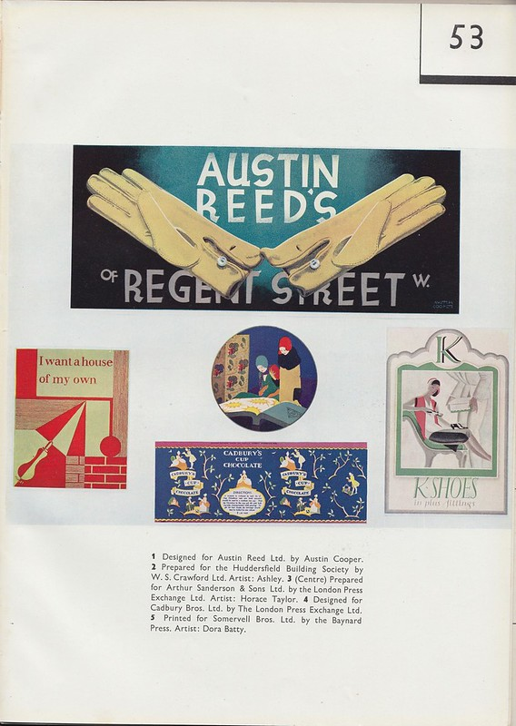 Austin Beed's of Regent St w.