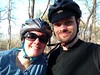 13 mi rail trail adventure with Amanda.