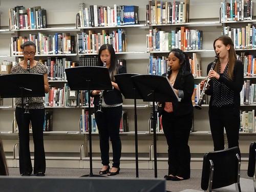 Clarinet Quartet