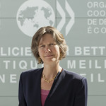 Lucy Elliott, Director of Internal Audit and Evaluation of the OECD