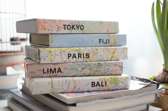 Make some travel memento boxes www.apairandasparediy.com