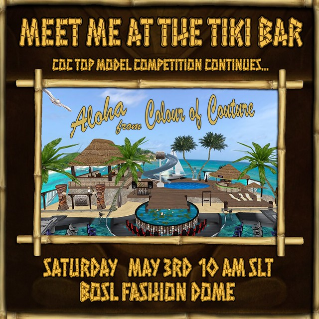 Meet me at the Tiki Bar