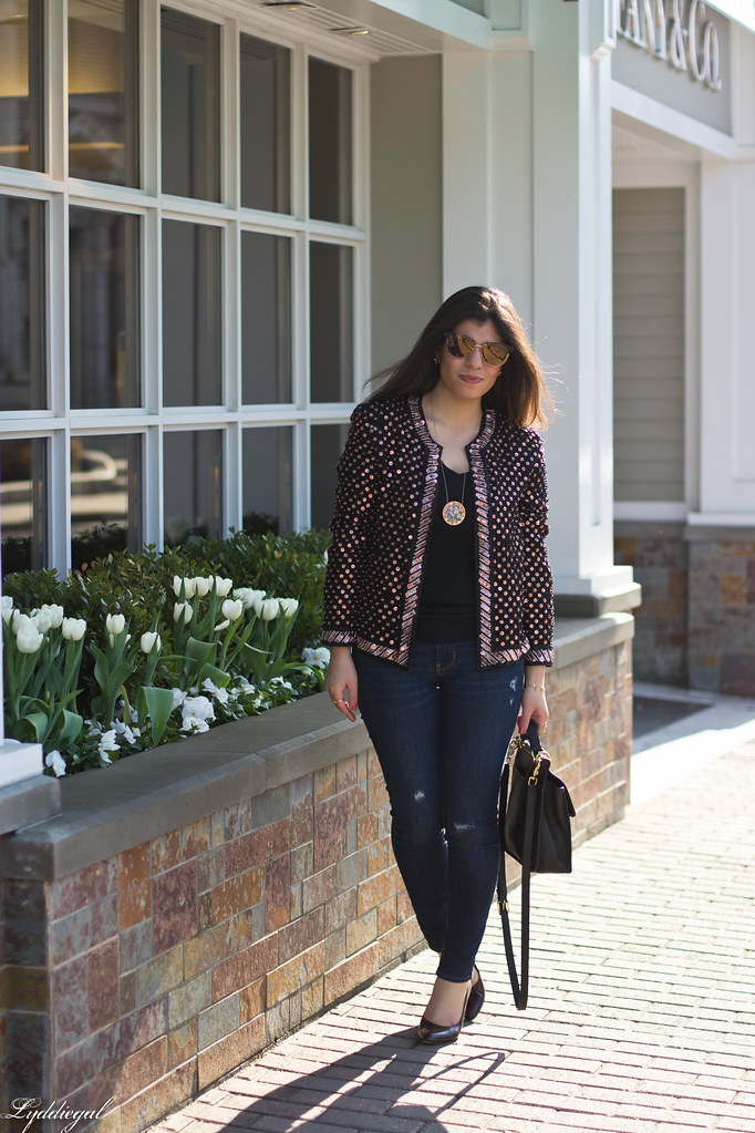 sequined jacket, skinny jeans-1.jpg