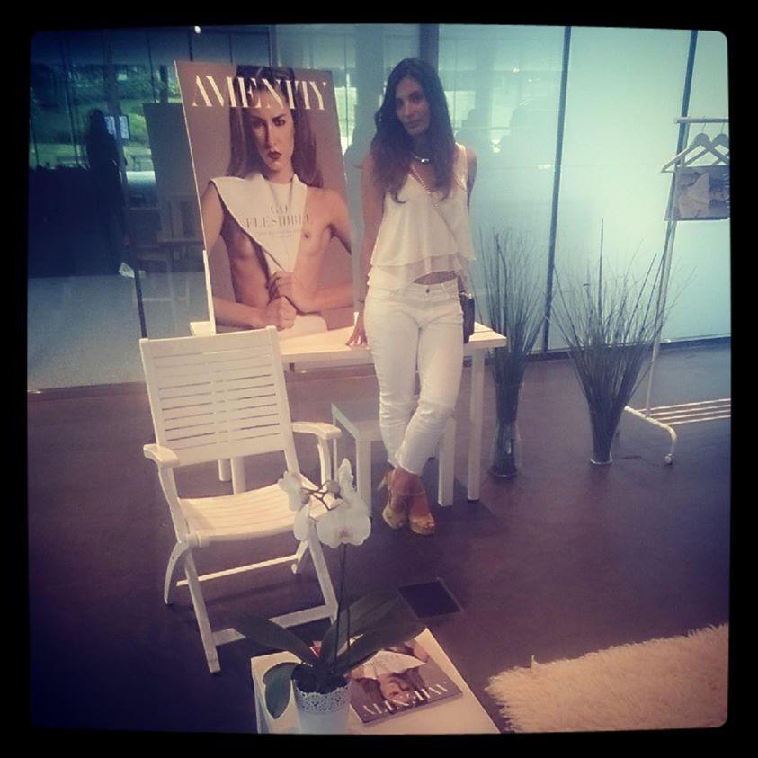 magazine Amenity