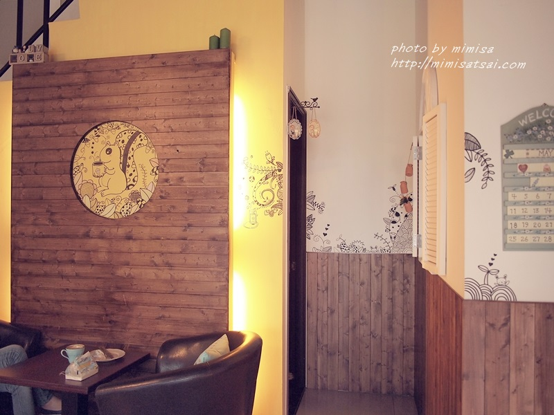 竹北 小松鼠咖啡 (13)