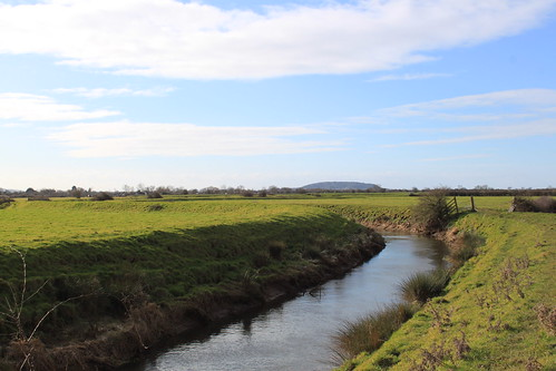 The North Somerset levels