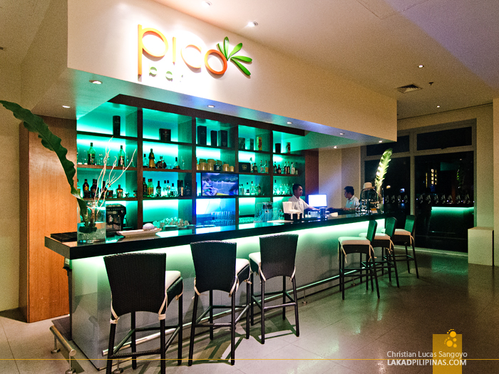 Pico Bar at Pico de Loro Cove in Hamilo Coast, Batangas