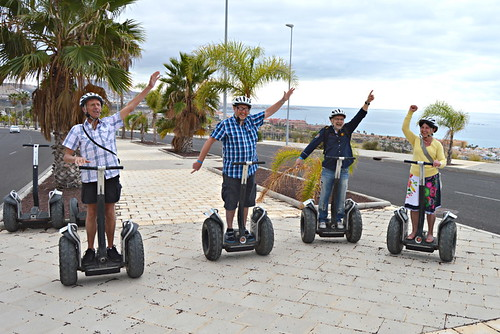 Tenerife Segway Tours