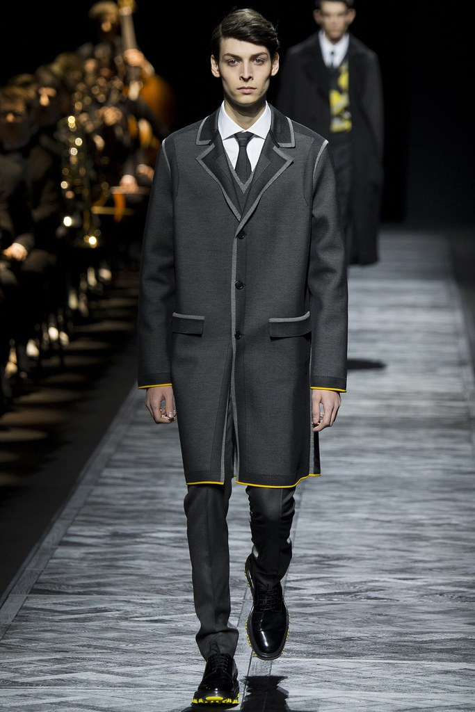 FW15 Paris Dior Homme040_Flint Louis Hignett(VOGUE)