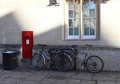 Oxford wanderings Jan 2015