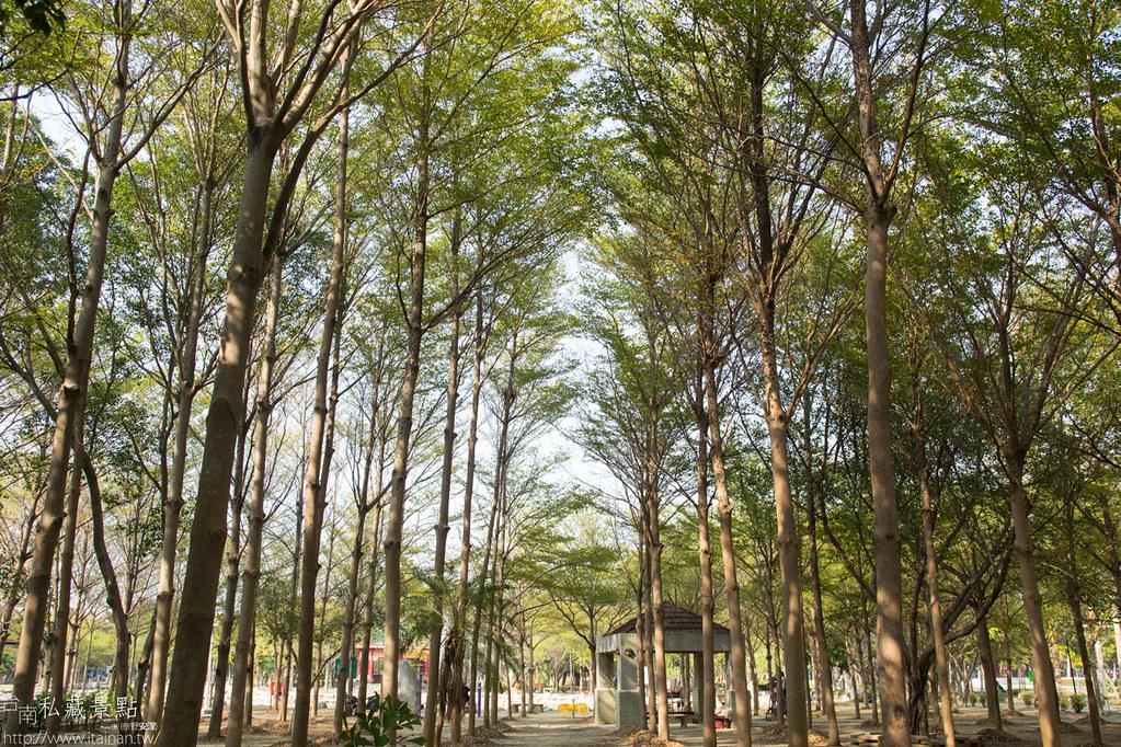 台南私藏景點-水萍塭公園 (21)