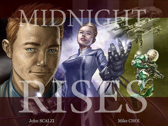 Midnight Rises, My Graphic Novel, Out NOW on iOS! – Whatever