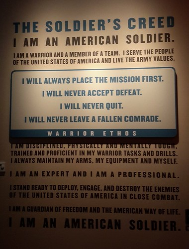 The Soldier's Creed