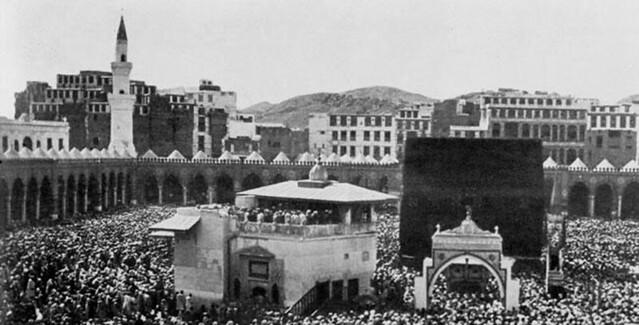 snouck-hurgronje-mekka-v2_ Early 20th Century Makkah.