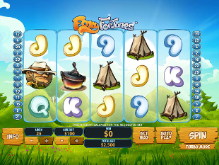 Foxy Fortunes slot game online review