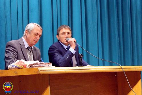Конференция Светловодской городской организации Партии Пенсионеров Украины 28 января 2014 г. (24)