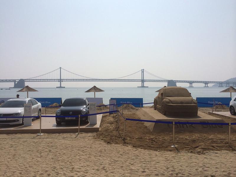 広安里ビーチ