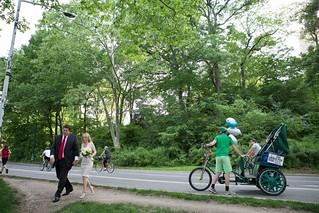 Central Park Pedicab Services