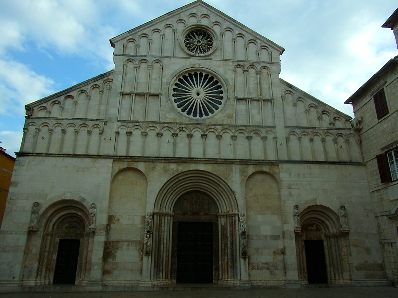 St. Anastasia Cathedral of Zadar, 12th & 13th Centuries
