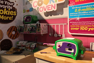 toy fair 2015  girl scout cookie oven confessions of a