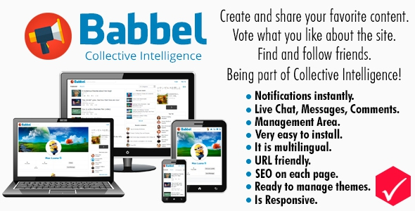 Babbel v1.3 - Collective Intelligence