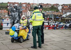 'TOUR DE YORKSHIRE 2016' - WHITBY 1st MAY 2016