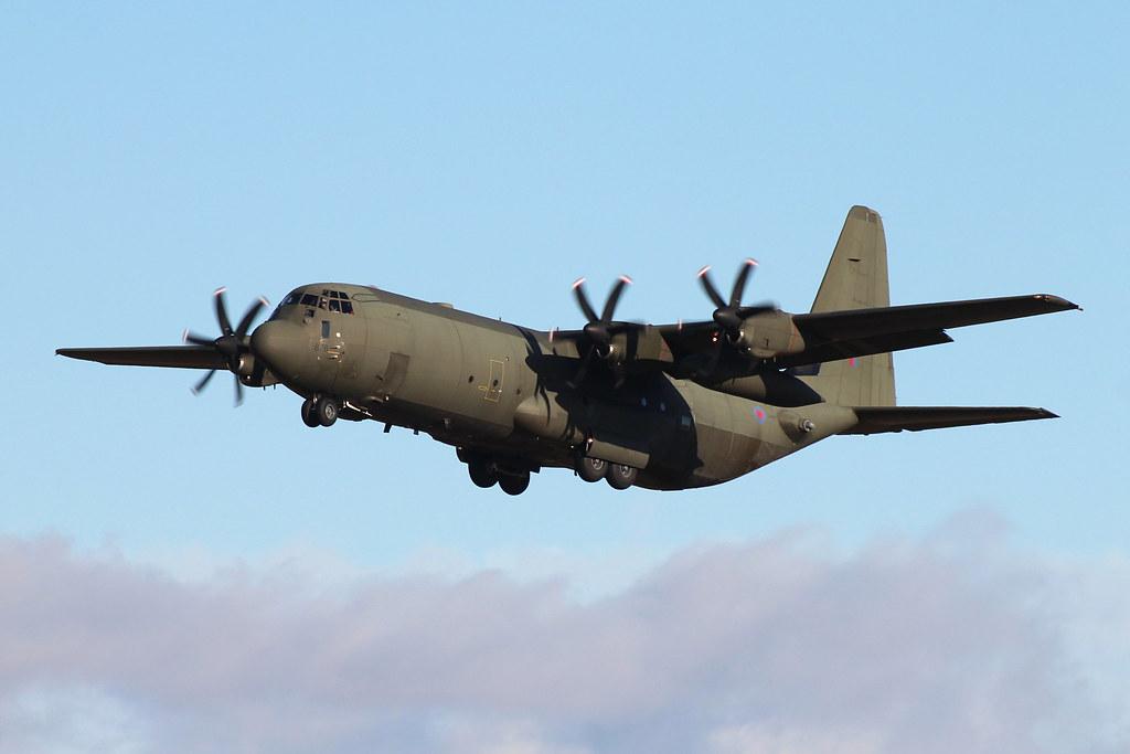 ZH878 - C30J - Royal Air Force