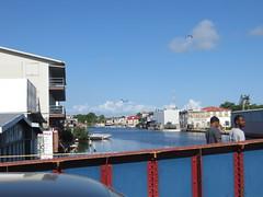 Belize City: Swing Bridge