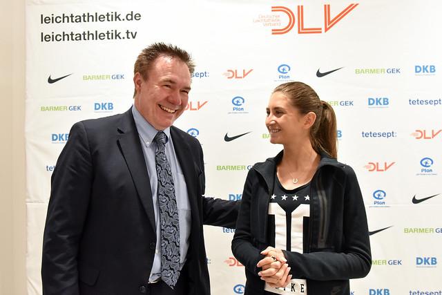 PK Deutsche Leichtathletik Meisterschaften 2016 - 18.5.2016
