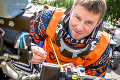 Can-Am Trophy Russia 2016: гонка началась!