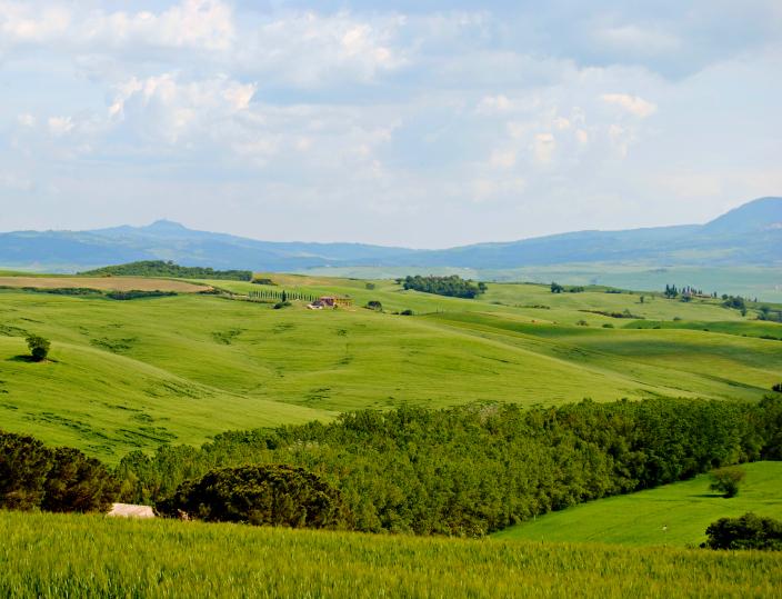 Pienza_Tuscany, Itay (012)