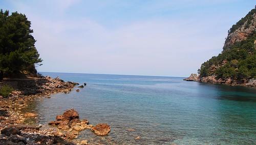 Traumhafte Bucht von Cala Tuent