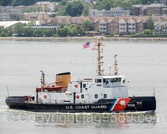 U.S. Coast Guard Cutter Sturgeon Bay 109, 2016 Fleet Week New York